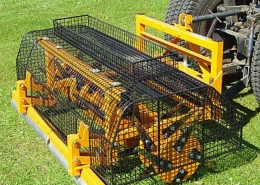 Sisis Tractor Mounted Slitter