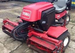 Toro Triple Mower