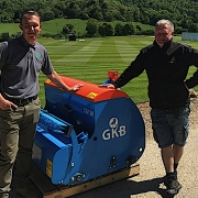 Tom Bailey & Simon Tullett at Wormsley with GKB Ratio 1690 X 1368