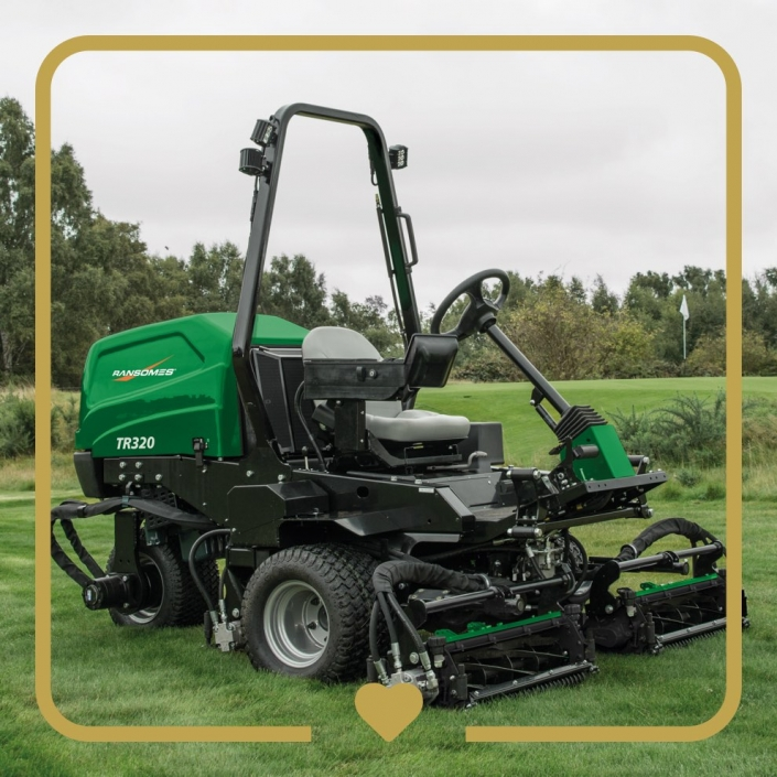 Ransomes TR320 Utility Vehicle