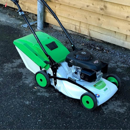 Used Pedestrian Mowers at RT Machinery Ltd, United Kingdom