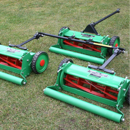 Used Dennis Guildford or RTM Tow 'N' Mow Mow Gang Mowers