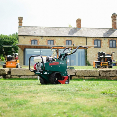 Used Groundsman Turf Cutter