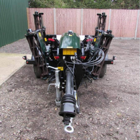 Used Hayter TM549 Gang Mower