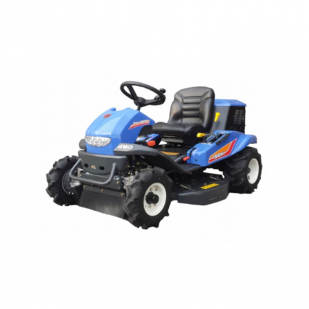 Used Iseki SRA950 Ride-on Brushcutter