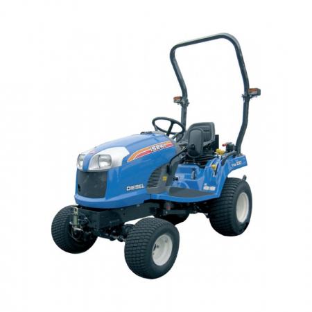 Used Iseki TXG237 Compact Tractor