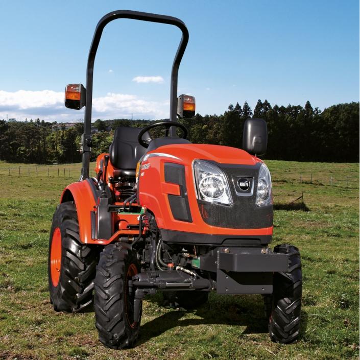 Used Kioti Tractors
