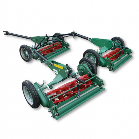 Used RTM and Ransomes Gang Mowers