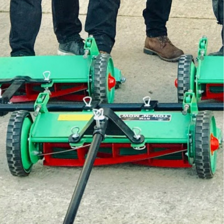 Used RTM Tow 'N' Mow Mow Gang Mowers