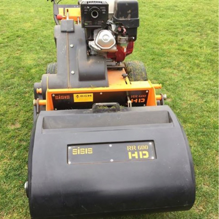 Used Sisis 600HD Scarifier