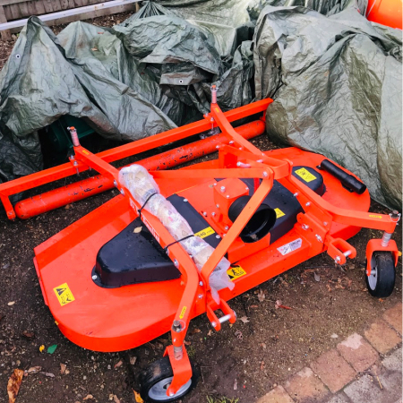 Used Tomlin Finishing Mower