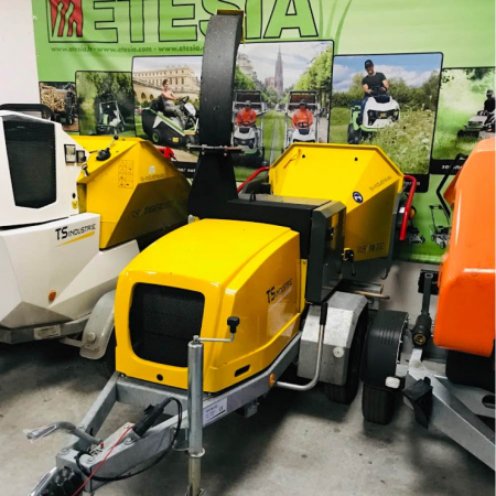 Used TS Tunnisen TSWS1835D Chipper