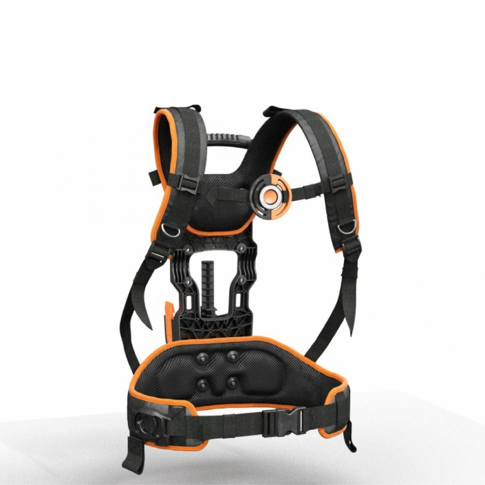 Pellenc ALPHA Batteries and Backpack Harness