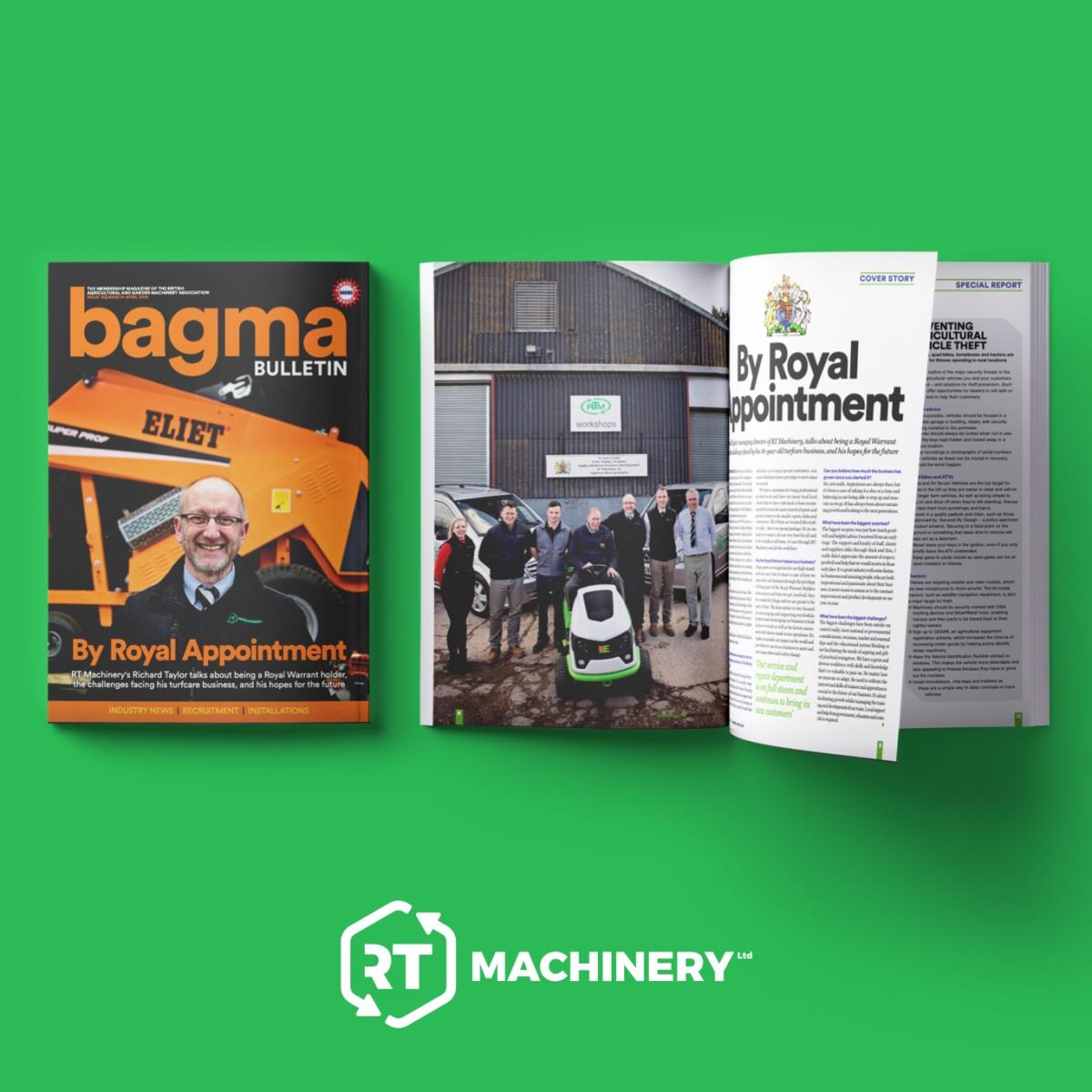 BAGMA Bulletin Preview