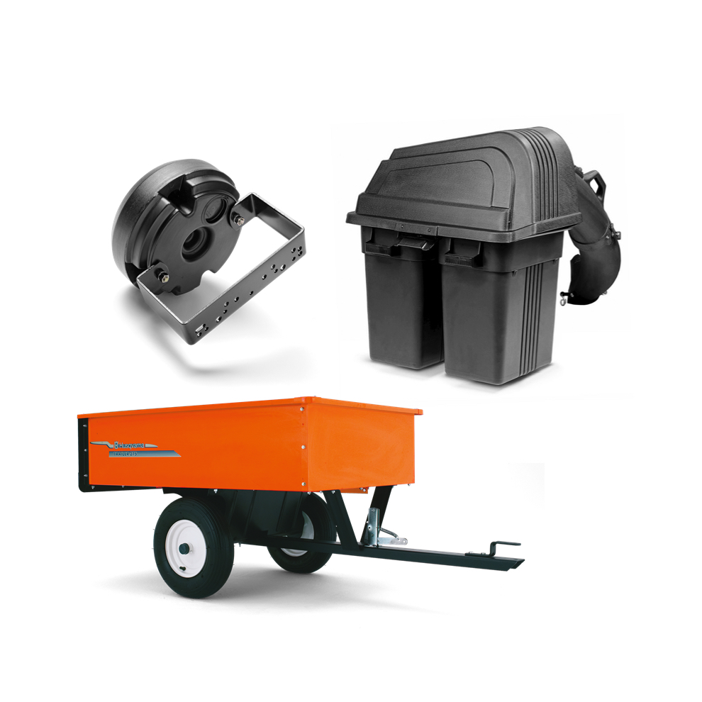 Husqvarna Garden Tractor Accessories