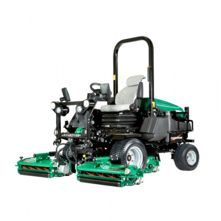 Used Ransomes Parkway Triple Mowers
