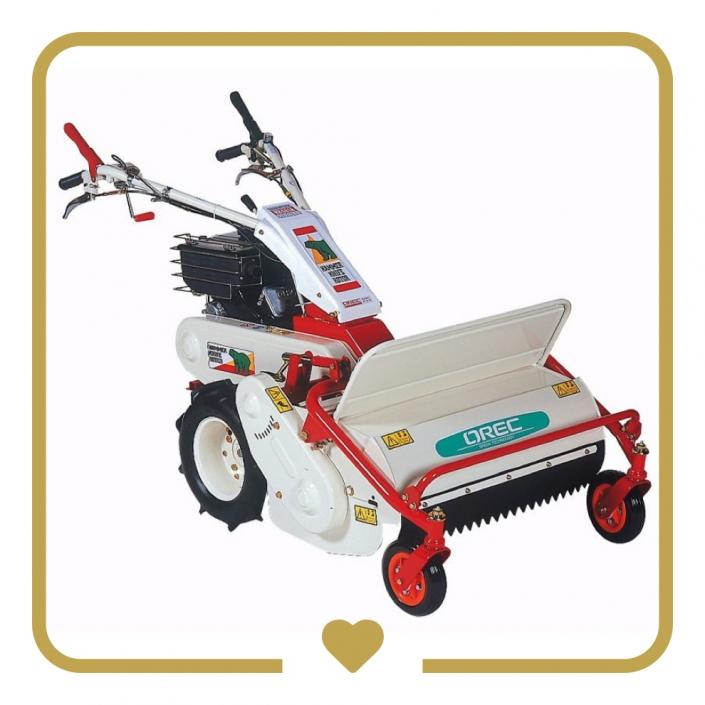 Orec HR662 Flail Mower