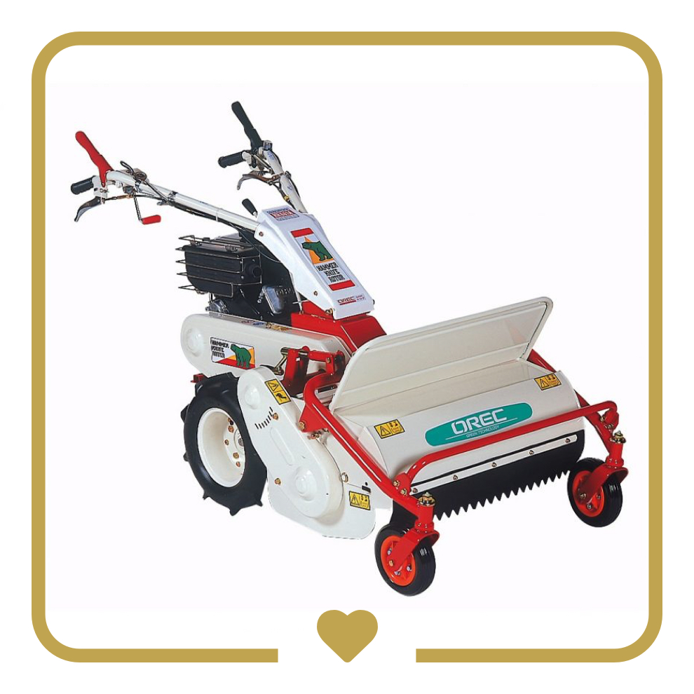 Orec HR802 Flail Mower