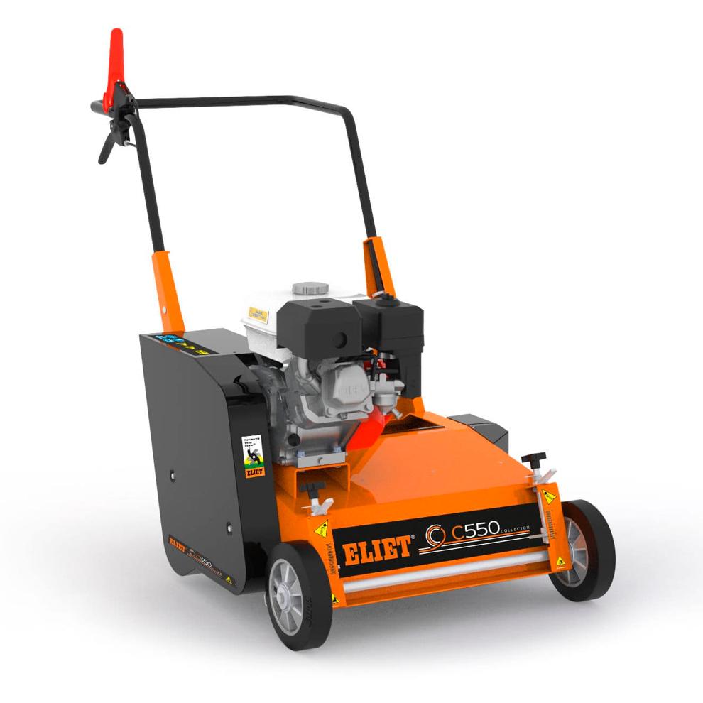 Eliet C550 ZR Scarifier