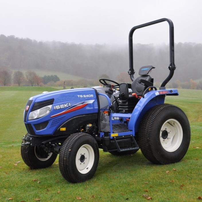 Iseki TG6405 HST Tractor