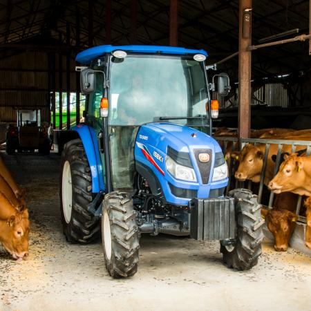 Iseki TG6495 HST Tractor