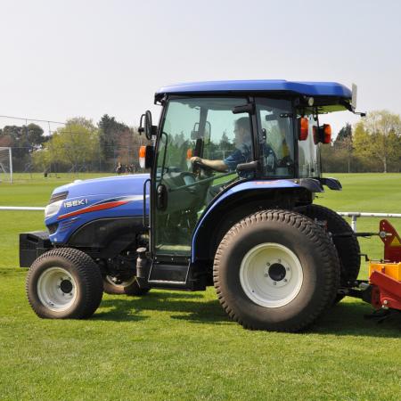 Iseki TG6675 HST Tractor