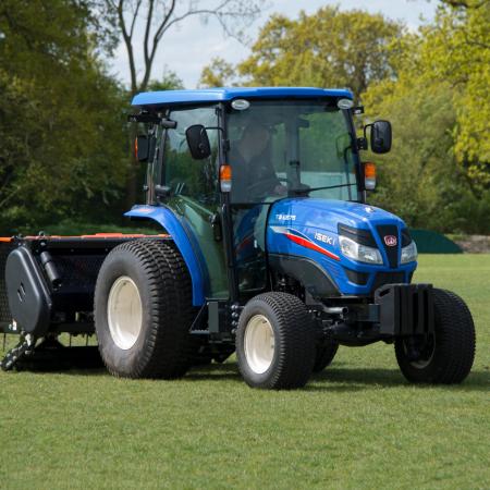 Iseki TG6675 PS Tractor