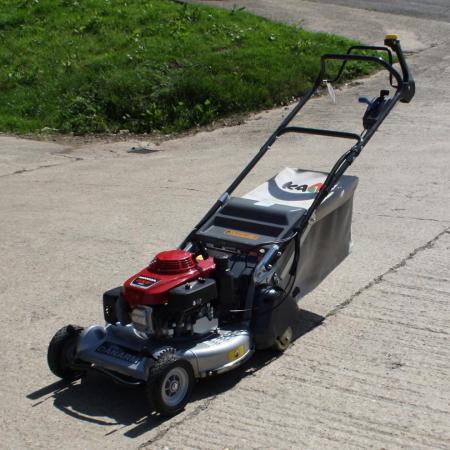 Ex Demo Danarm LM5360 HST Pedestrian Mower