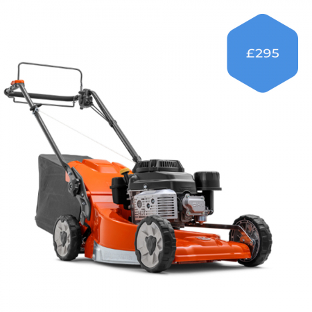 Husqvarna LC 247S Petrol Powered | Special Offer