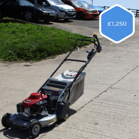 Danarm LM5360 HST Pedestrian Mower| Special Offer