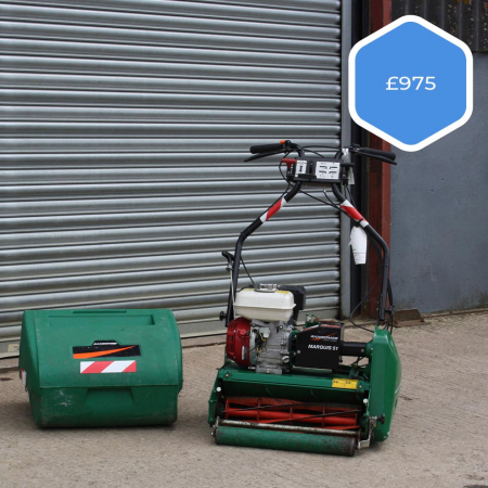 Ransome Marquis 51 Cylinder Mower | Special Offer |