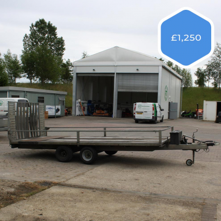 Bateson Trailer | Special Offer |