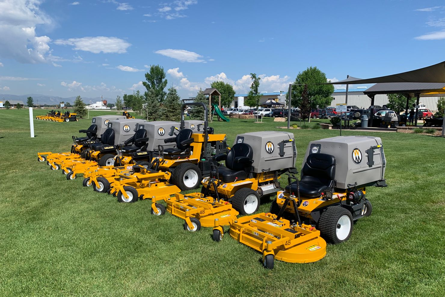 Walker Mowers USA