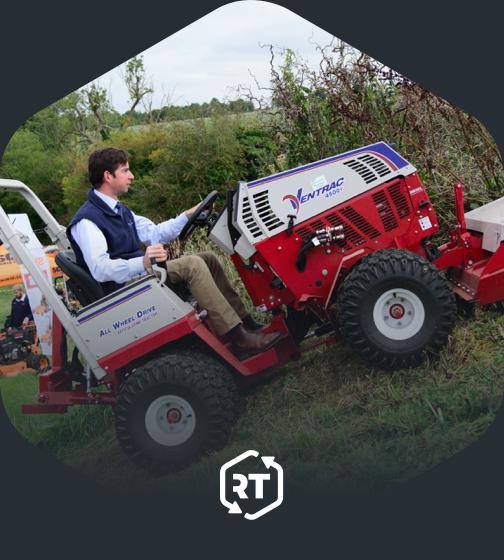 Ventrac Tractors and Accessories