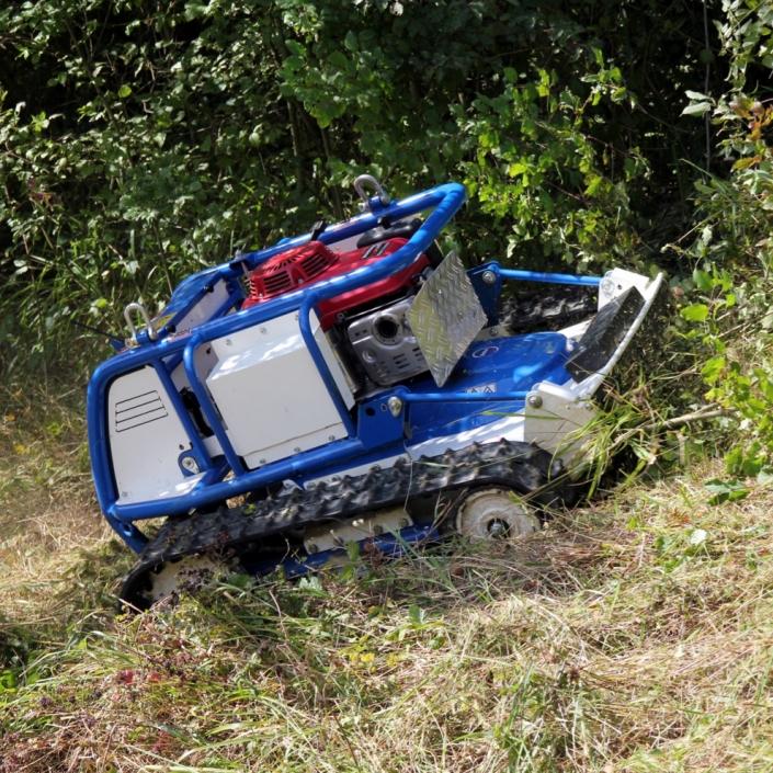 RTM X-ROT Stella RC Mulching Mower