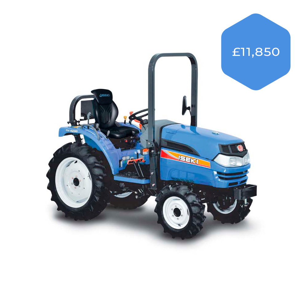Iseki TH4295 HST Tractor