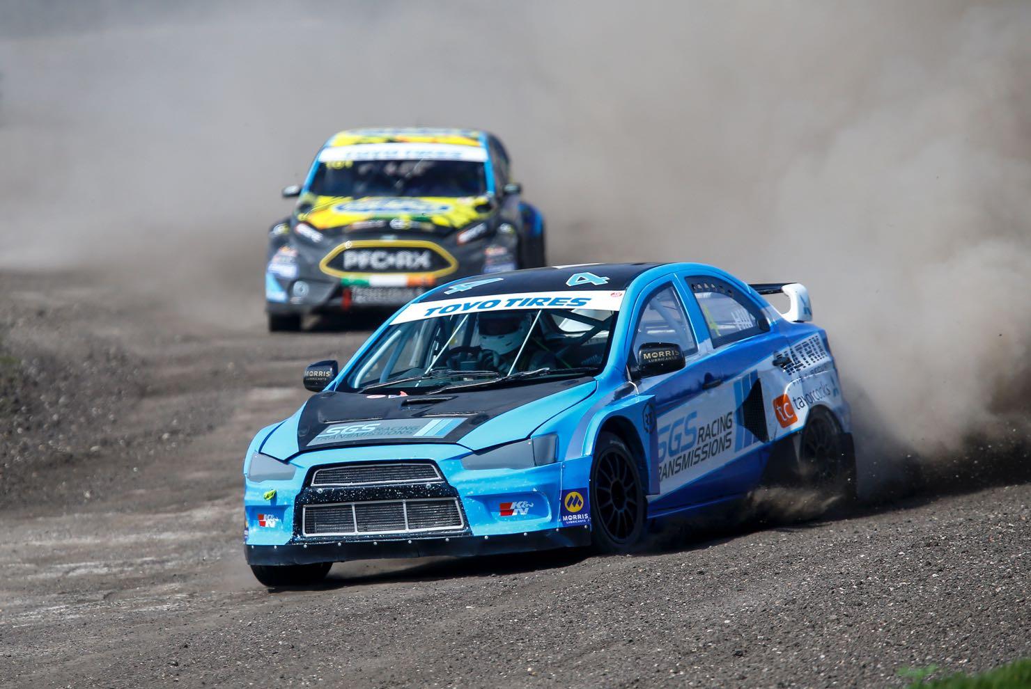 Steve Hill Rallycross