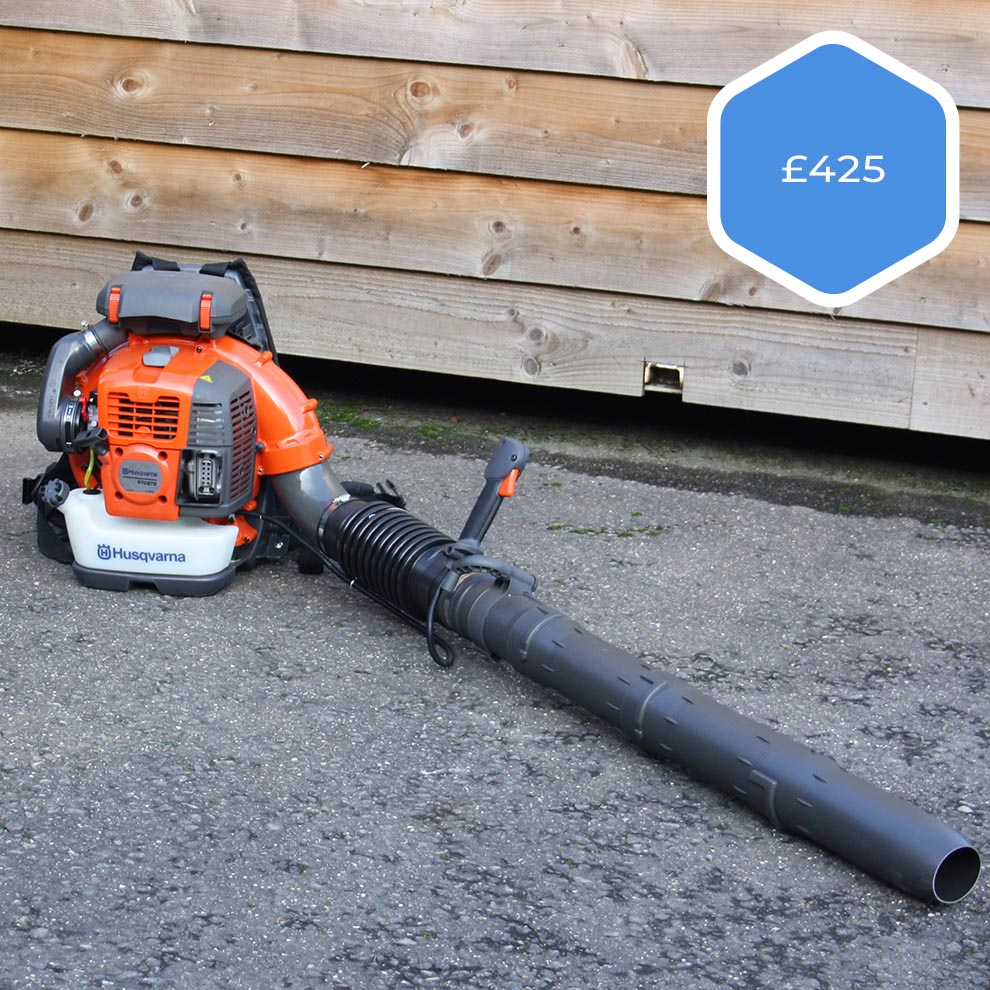 Husqvarna 570 BTS backpack blower | Special Offer |