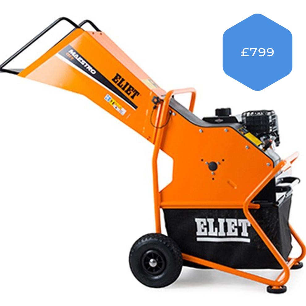 Eliet Maestro City Garden Shredder