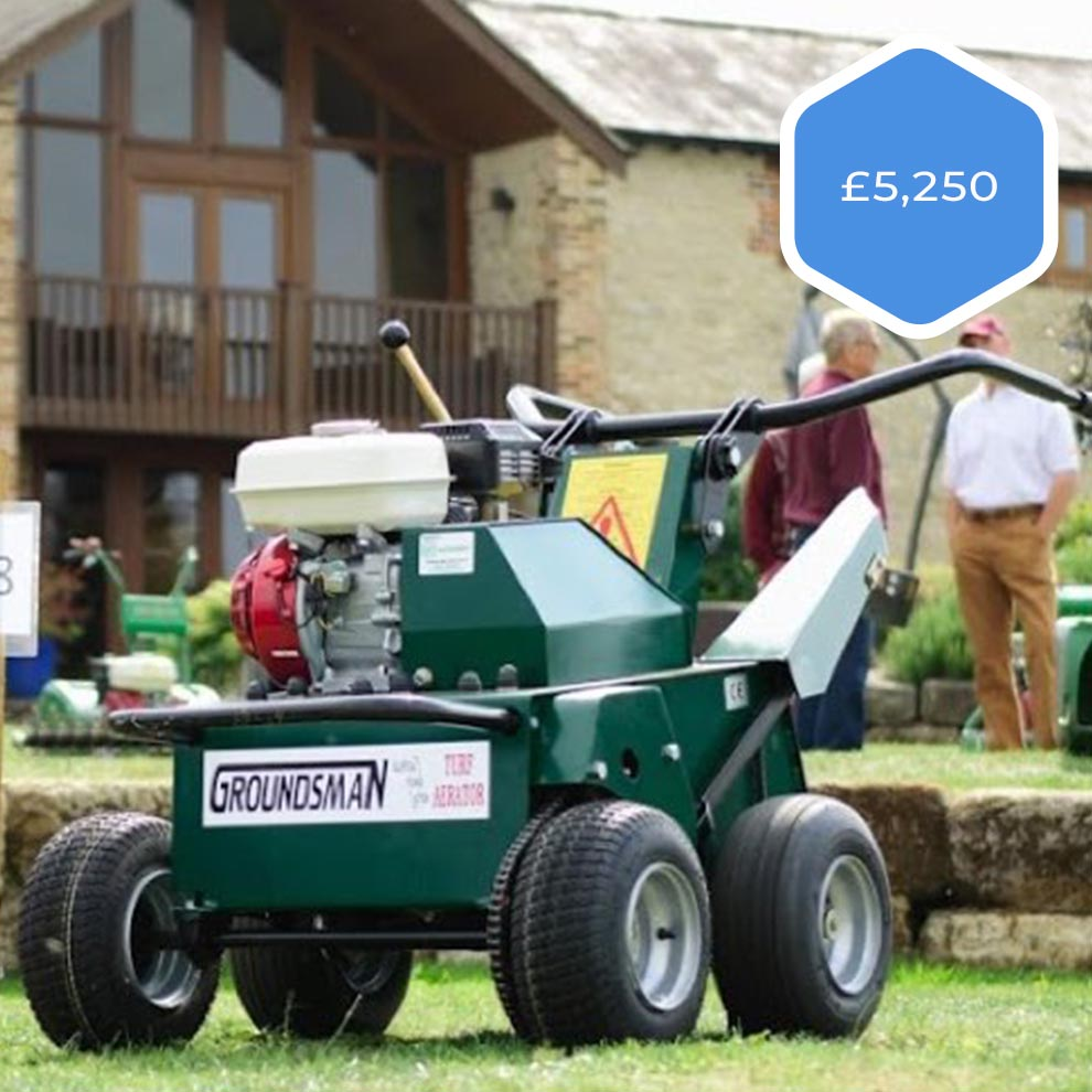 Groundsman 345HD Aerator Spiker