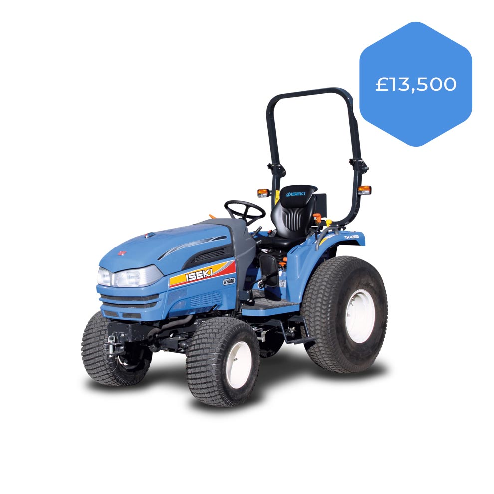 Iseki TH4365H Compact Tractor