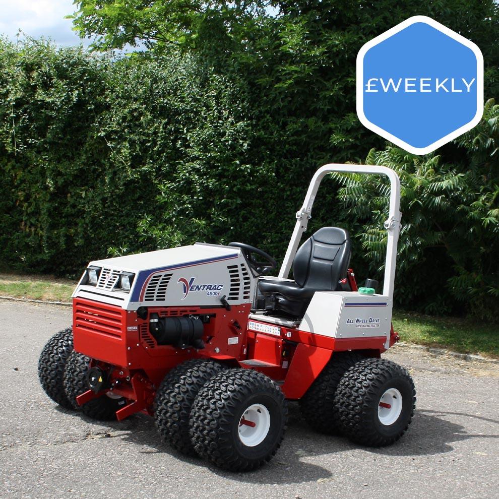 Ventrac 4500Y Multi Use Tractor
