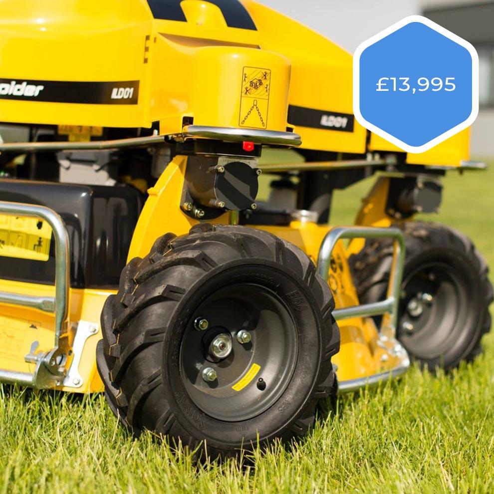 Spider ILD01 Robotic Mower