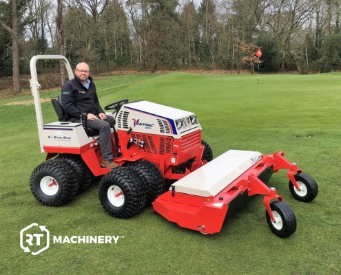 Ventrac Helps Djuke Grow