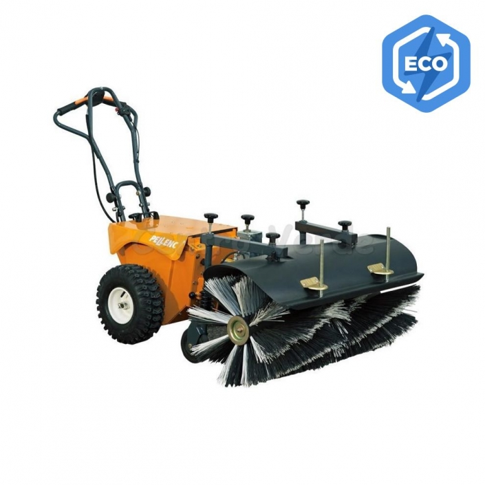 Pellenc Cleanion Battery-powered Sweeper
