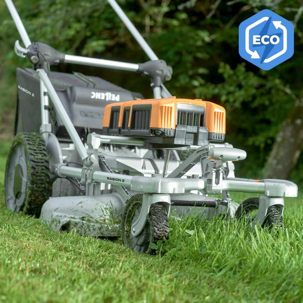 Pellenc Pellenc Rasion Easy 2 Battery-powered Pedestrian Mower