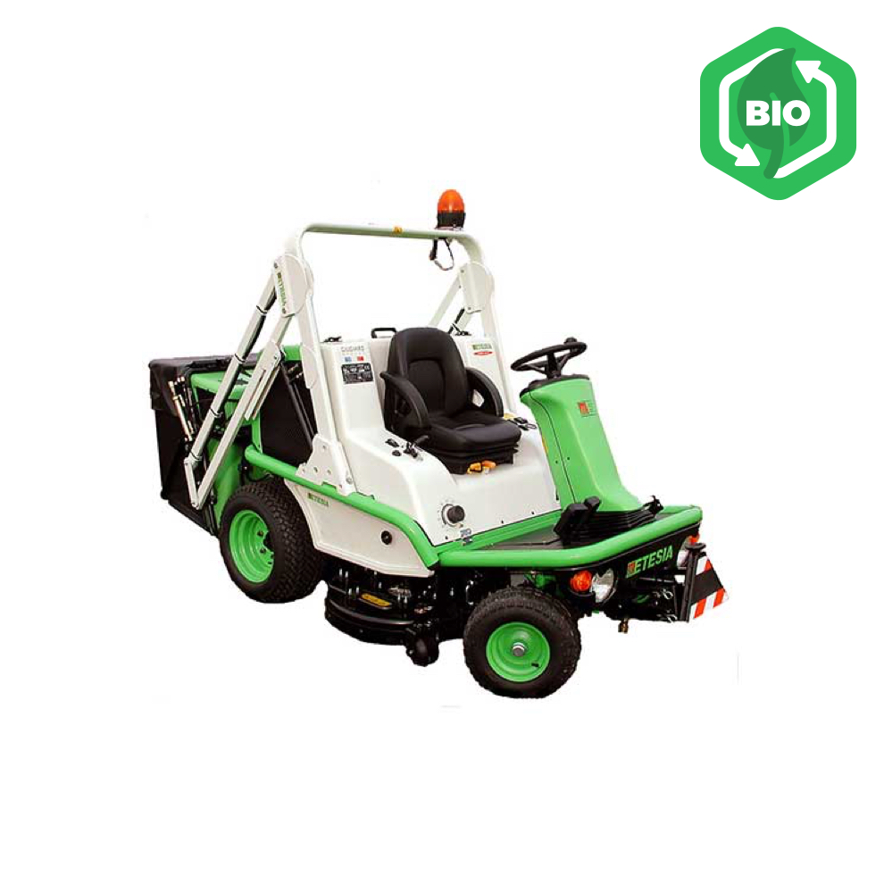 Etesia Hydro 124DL and 124B