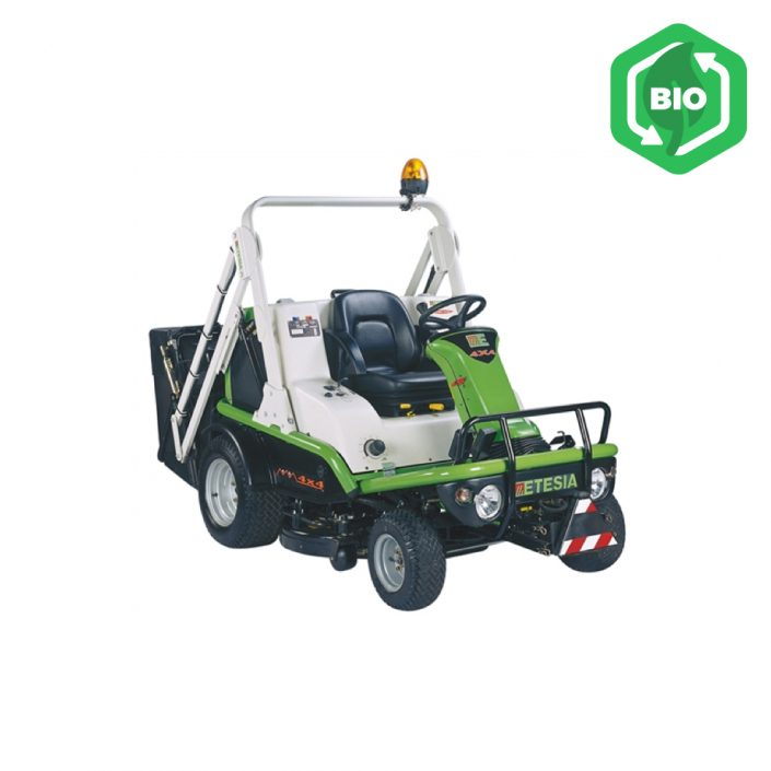 Etesia Hydro 124DX and 124BX