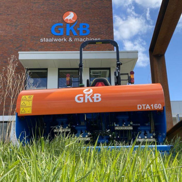 GKB Deep Tine Aerator