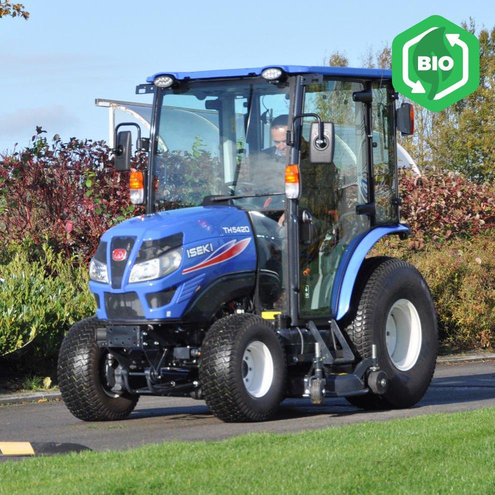 Iseki TH5370 Tractor